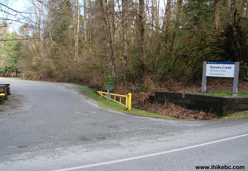 Maple Ridge (BC) Canada  city photos : 256th Street at Kanaka Creek Regional Park Maple Ridge BC Canada